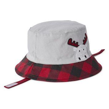 Canadiana Infants' Unisex Bucket Hat