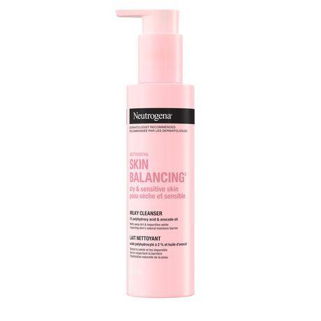 Neutrogena Ntg Sens & Dry Skin Milky Clnsr 186Ml #1