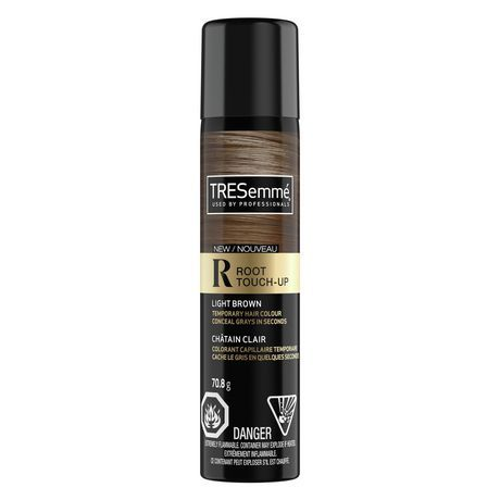 Tresemm For Light Brown Hair Root Touch-Up Hair Spray Light Brown