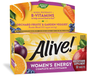 Nature's Way Alive!® Women's Energy Multi-vitamin