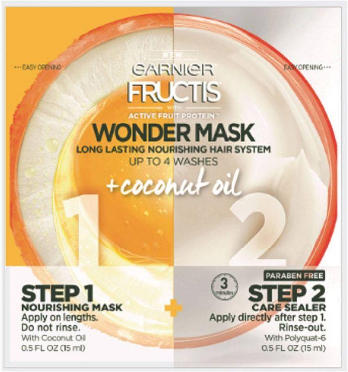 Garnier Fructis Wonder Mask