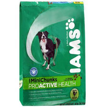 Iams ProActive Health MiniChunks Adult Dry Dog Food