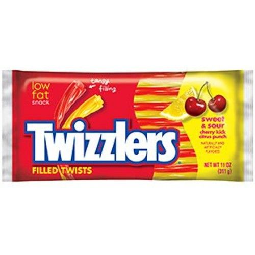 Twizzlers Sweet And Sour Filled Twists-11 oz