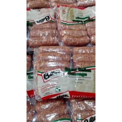 Botto's Sweet Italian Sausage 5 Lb.