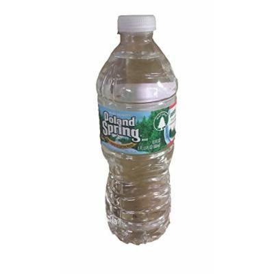 Poland Spring Bottled Water, 16.9 Oz (71)