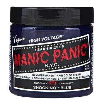 Manic Panic Shocking Blue Classic Creme