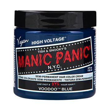 Manic Panic Voodoo Blue Classic Creme