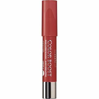 Bourjois Color Boost Lip Crayon SPF 15 for Women, No. 08 Sweet Macchiato, 0.1 Ounce