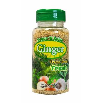 Freeze-Dried Ginger