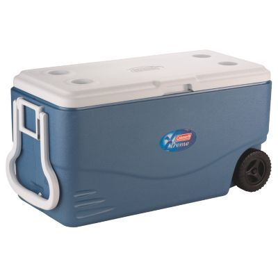 Coleman 100 Quart Xtreme® 5 Wheeled Cooler