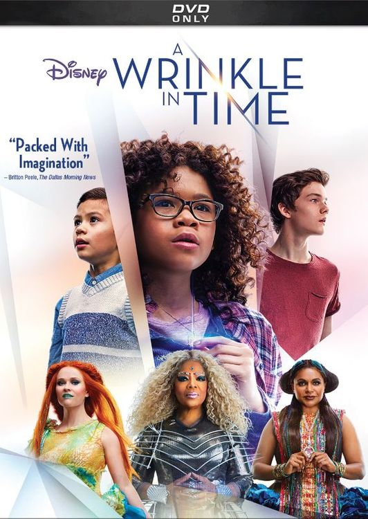 A Wrinkle In Time (DVD), Movies