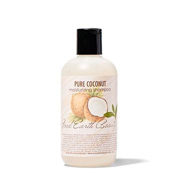 Good Earth Beauty Shampoo Coconut Natural