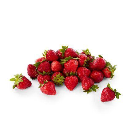 Organic Strawberries, 16 oz