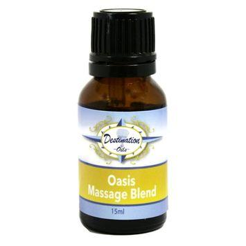 Oasis- Massage Essential Oil Blend - 15ml
