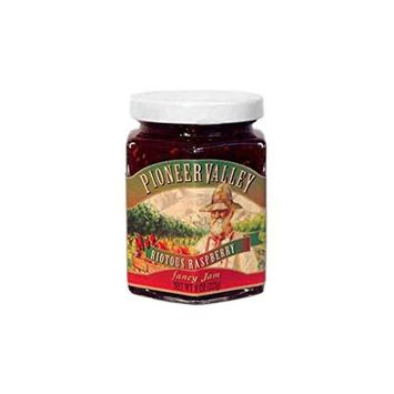 Pioneer Valley Fancy Riotous Raspberry Jalapeno Jam