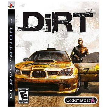 Codemasters Software Company Limited Dirt (PS3) - Pre-Owned