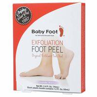 Baby Foot Original Foot Peel, Lavender Scented, 2.4 fl. Oz. [Frustration-Free Packaging]