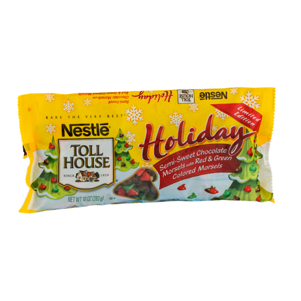 NESTLÉ® TOLL HOUSE® Holiday Morsels