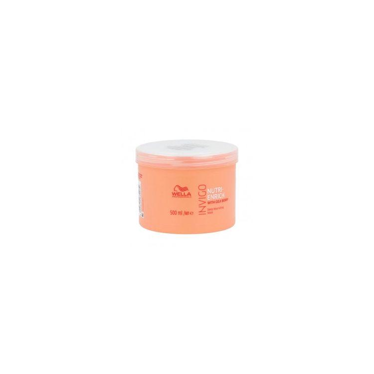 Wella Invigo Nutri-enrich-blend Frizz Control Cream 150 Ml