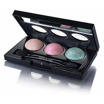 Isadora Eye Shadow Trio. Extra Long Lasting. Fragrance Free. Clinically Tested. (78 Spring Garden)