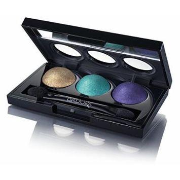 Isadora Eye Shadow Trio. Extra Long Lasting. Fragrance Free. Clinically Tested. (89 Treasure Island)