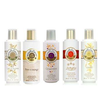 Roger & Gallet Bath & Shower Gel - Bois d'Orange (Orange Blossom)