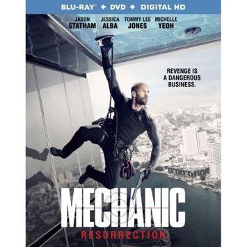 Alliance Entertainment Llc Mechanic Resurrection (blu-ray Disc) (2 Disc)