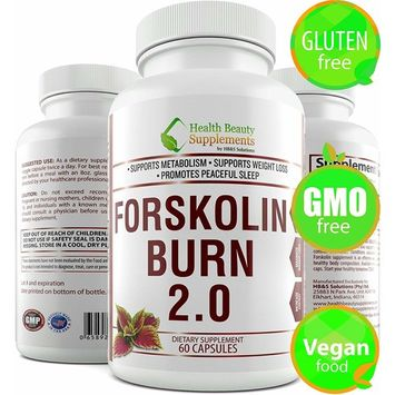 Forskolin Burn 2.0. Forskolin Extract for Weight Loss. Max Strength. Forskolin Keto Cycle. Fast Acting Weight Loss Pills for Women & Men. Forskolin Fat Burner. 500mg Daily. Standardized to 20%