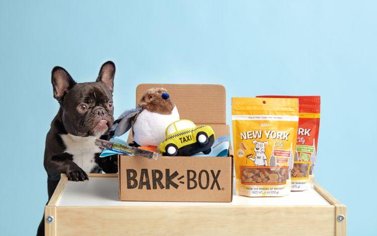 Slide: BarkBox
