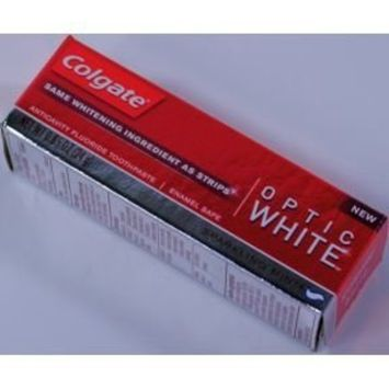Colgate Toothpaste Optic White (Sparkling Mint)