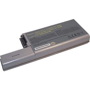 V7 312-0402-EV7 Dell Latitude D531 D820 D830 312-0402 Precision M65 Battery - Grey
