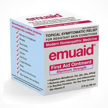 Emuaid First Aid Ointment, 2 Ounce Jar