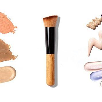 Ragdoll50 Foundation Brush, Soft Makeup Powder Brush for Face