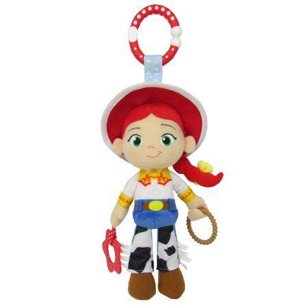 Disney?Pixar Toy Story Jessie On The Go Activity Toy