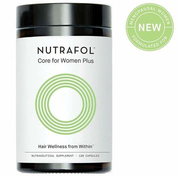 Hair Loss Thinning Supplement - Women Hair Vitamin for Thicker Healthier Hair - Core for Women Plus