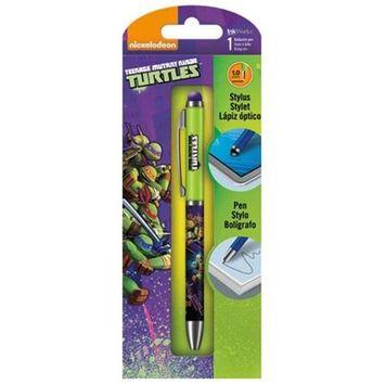 Trend Stylus Pen - Teenage Mutant Ninja Turtles - New Toys Gifts Licensed iw3109