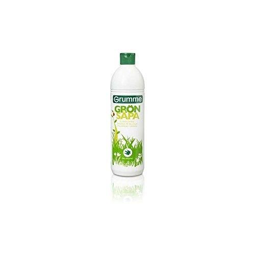 Grumme Gron Sapa - Liquid Green Floor Soap (750ml) - Pack of 2