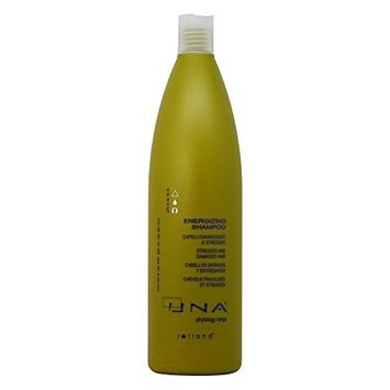 UNA Energizing Shampoo For Stressed Damaged Hair 1000ml