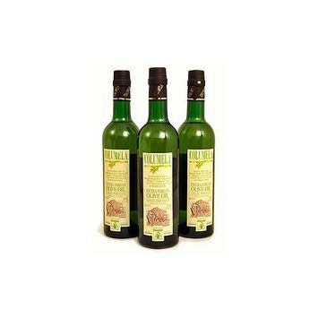 Columela Extra Virgin Olive Oil - 17 oz (3 Pack)