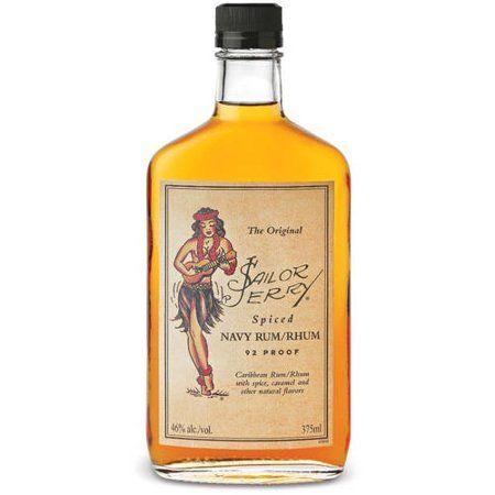 Sailor Jerry Spiced Rum, 375 mL