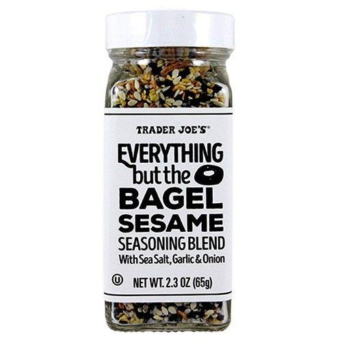 Trader Joe's Everything but The Bagel Sesame Seasoning Blend 2.3 oz (65 g)