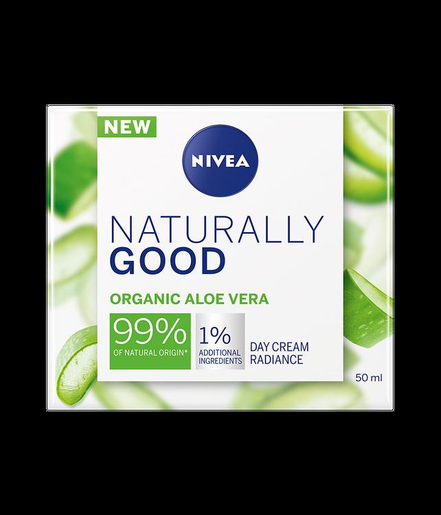 Nivea Naturally Good Radiance Day Cream