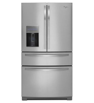 WHIRLPOOL 28 cu. ft. 4-Door Refrigerator with the Most Flexible Storage