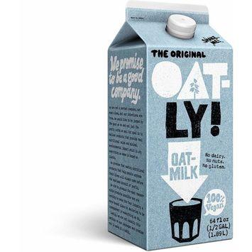 Oatly Oatmilk Original 64oz