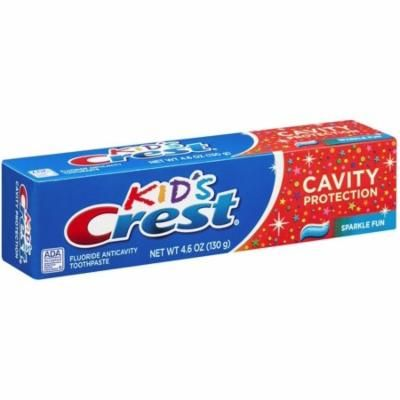 Crest® Kid's Crest Cavity Protection Sparkle Fun Toothpaste