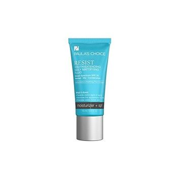Paula's Choice Resist Youth-Extending Daily Mattifying Fluid Spf 50 - Trial Size (15ml) (Pack of 2)