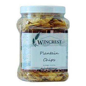 Plantain Chips - 1 Lb Tub
