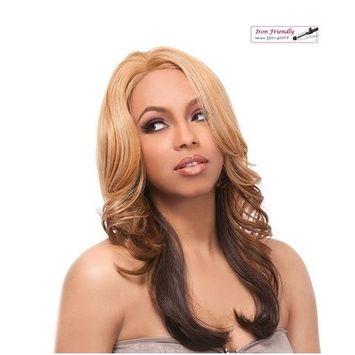 It's a Wig Fullcap Synthetic Half Wig - Georgia-4