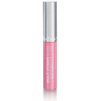 Isadora Multi Vitamin Antioxidant Lip Gloss made by 90% of vitamins A, C, E + Q10 - 7 ml/.24 Fl.oz. (39 Pink Apple)