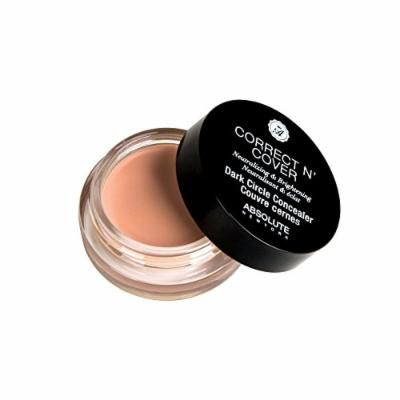 (3 Pack) ABSOLUTE Correct N Cover Dark Circle Concealer Light
